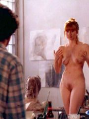 Sweet Laura Linney shows her..