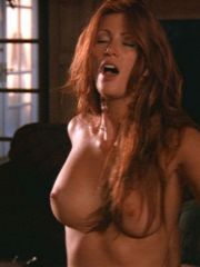 Fashion Model Angie Everhart Shows Her..