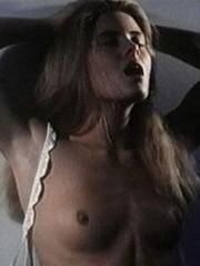 actress Nicole Eggert shows her body in..