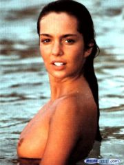 Pretty French Anne Parillaud Shows Her..