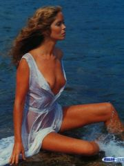 American Model Barbara Bach Loves To..