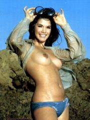 Model Barbi Benton Loves To Show Her..