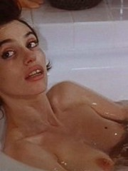 Hot French Beatrice Dalle Totaly Naked..