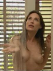 Hot Claire Forlani showing breast..