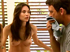 Amazing Claire Forlani exposing her..