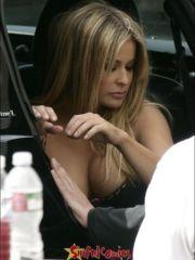 Carmen Electra celebrity nude pictures