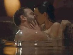 Carla Gugino Nude Sex In A Swimming..