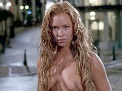 Kristanna Loken Showing Her Amazing..