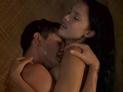 Jessica Alba Topless Sex Scene
