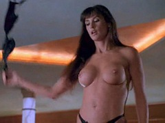 Demi Moore Shows Her Amazing Boobs In..