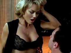 Kelly Carlson Hot In Lingerie