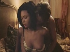 Thandie Newton Topless Sex Act