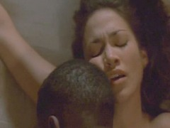 Jennifer Lopez Nude In Bed With Wesley Snipes