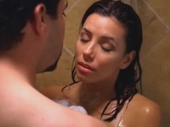 Eva Longoria Having Sex In A Shower