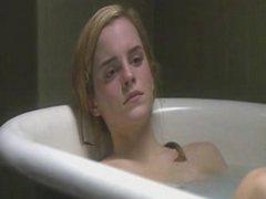 Emma Watson Nude In Bath Tub