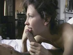 Margo Stilley Gives Amazing Blowjob