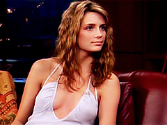 Hot Mischa Barton makes a tv..