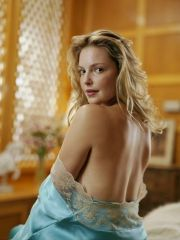 Katherine Heigl has a weird surname but..