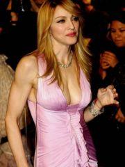 Madonna sporting her still sexy..