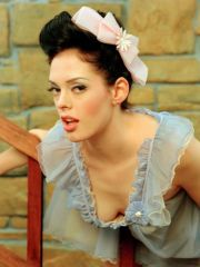 Prima ballerina Rose Mcgowan shows will..