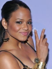 Hot Christina Milian shows her sexy..
