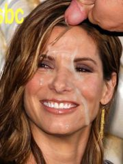 Wily Sandra Bullock has the forward..