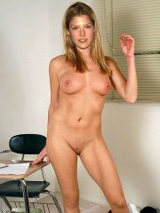 Let Ali Larter mesmerize you with her..