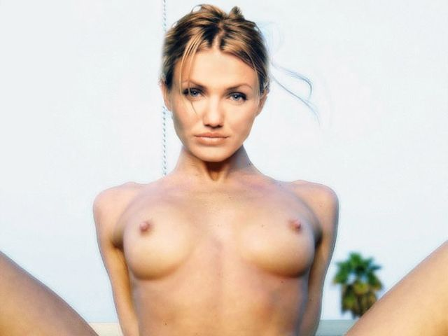There S Something Nearby Cameron Diaz Instantly She Gets