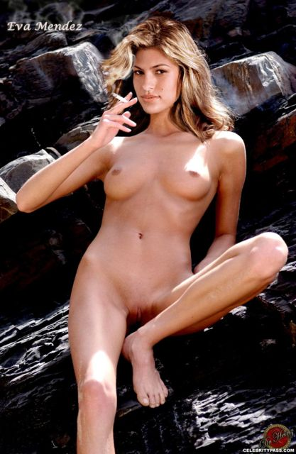 Sultry eva mendez naked pussy think, that