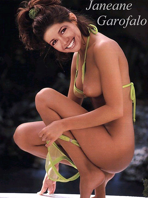 Janeane garofalo nude pics