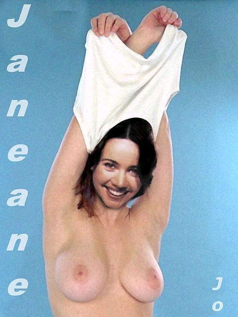 Janeane garofalo nude pics sorry, that