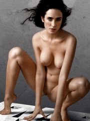 A sexed-up Jennifer Conelly will get..