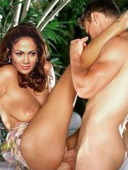 See how low JLo can go when she gets..