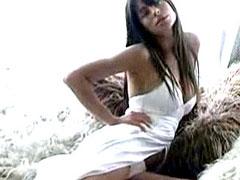 Super sexy model Daniela Cicarelli sparkles panties