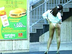Celeb Deborah Cali showing her sexy..