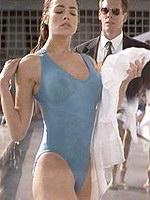American leash Denise Richards akin her..