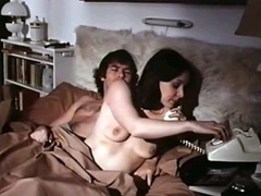 Diane Keen nude laying with..