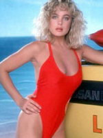 Scandalous photos of star Erika Eleniak