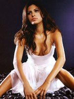 Eva Mendes sexy posing in collection of..