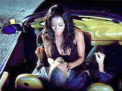 Black celebrity Golden Brooks has sex..