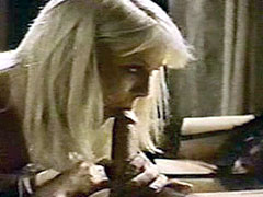 Shocking video, Heather Locklear sucks..