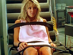 Heather Locklear plays with pussy in..