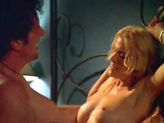 Celeb Hudson Leick naked getting..