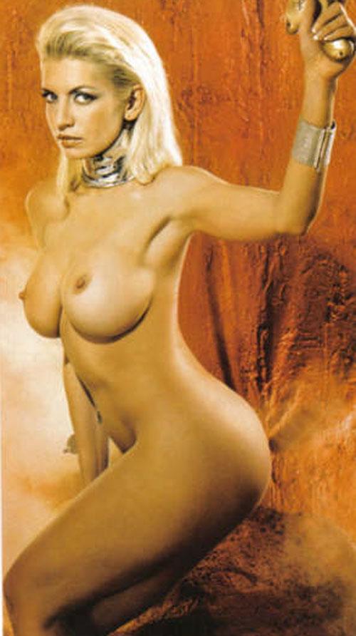 Ciara Fully Nude