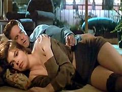 Jeanne Tripplehorn having her breasts..