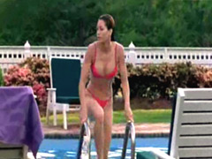 Jessica Biel nude exposed pussy movies