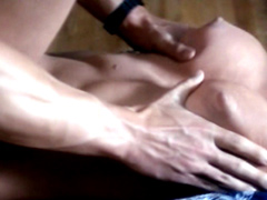Joan Severance nude having doggystyle sex in kitchen