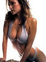 Nude photo celebrity Josie Maran