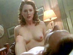 Clear the way Julianne Moore more nice..