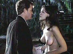 Fully nude Katie Holmes gets sexual violence